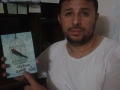 Akram Salama receives a copy of TPD in which he is featured #TPD.jpg