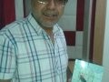 Featured in TPD, Fuad Alrazim receives a copy of the book #TPD.jpg