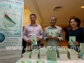 Tun Mahathir Mohamed bersama Puan Sri Norma Hashim (kanan) dan Dr. Mahmoud M.Alhirthani (kiri).jpg