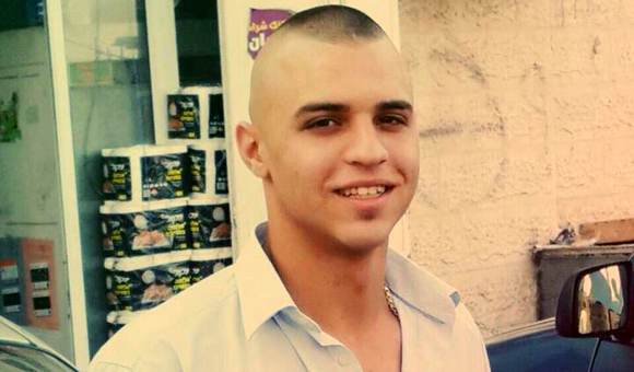 Israeli police informed Fadi Hasan Abassi, 17, on October 20 that Israel's Defense Minister, Moshe Ya'alon, issued an administrative detention order against him for up to six months.