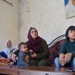 Issa al-Mouati's family. Alex Levac