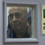 Arab Israeli lawmaker Basel Ghattas appears at the Magistrate Court in Rishon Letzion, central Israel on December 26, 2016.  Israeli police said they arrested an Arab lawmaker whose immunity has been lifted after he was suspected of secretly giving cellphones to two Palestinian high security prisoners.   / AFP PHOTO / POOL / Ariel SCHALIT