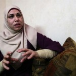 Abu Sbeih was arrested by the Israeli army for plotting, along with three of her nephews, to shoot and kill an Israeli settler in Hebron [Showkat Shafi]