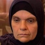 Mother of Palestinian prisoners Amneh Abu Diak. (Photo: File)