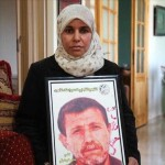 Iman Nafi, wife of Palestinian longest-serving prisoner Nael Barghouthi, speaks to Anadolu Agency